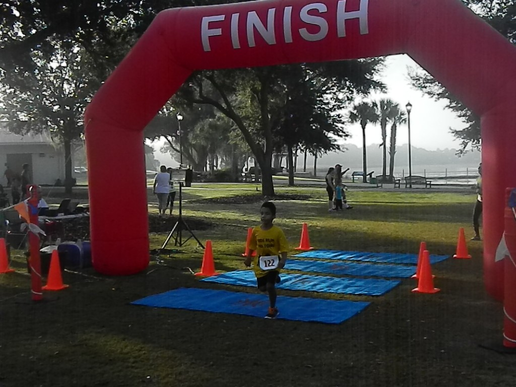 5k15 kiddie finisher